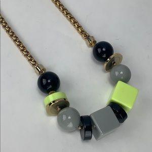 Kate Spade Large Acrylic Bead Necklace